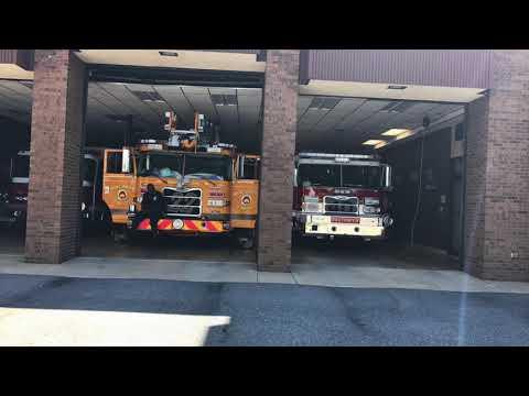 West Grove Fire Company 2017