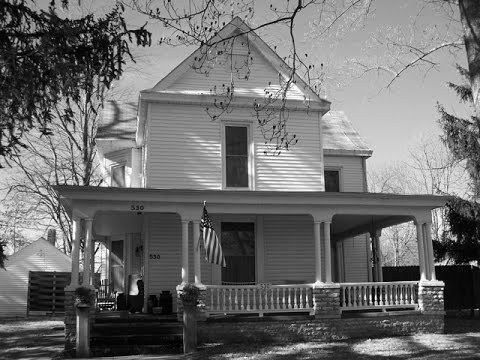 The  Historic  Homes  of  Milan,  Indiana