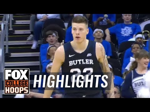 Butler Improves To 6-0 With Resounding Win Vs Missouri | FOX COLLEGE HOOPS HIGHLIGHTS