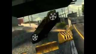 Burnout Dominator - Gameplay - PS2
