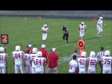 2018 Vale & Weiser High School Football Game: 2nd period