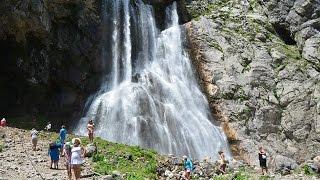 видео Гегский водопад в Абхазии: описание, фото и отзывы