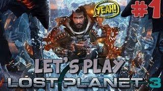 lost planet 3 let s play 1 accroche toi et fait zoum dans ton mecha p