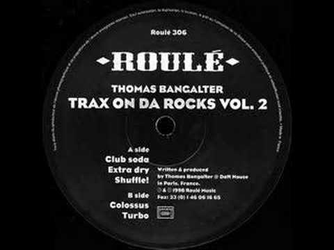 Thomas Bangalter - Extra Dry (A2)