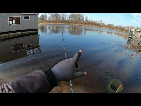"""Нормунд ТВ - отчёт о рыбалке Но 3 + монтаж """"буксирчика"""""""