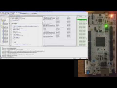 Personal project -- Forth on STM32 Microcontroller