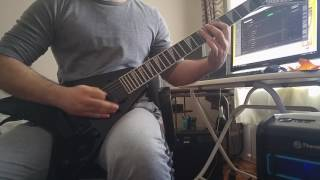 Exodus - Culling The Herd (Full Guitar Cover)