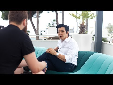 Cannes Lions 2017: Wain Choi Interview