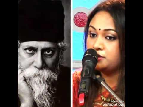 Amar Hridoy Tomar Apon Hather (Rabindra sangeet) by Moumita Mullick