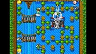 Super Bomberman 3 - I hate bees... - User video