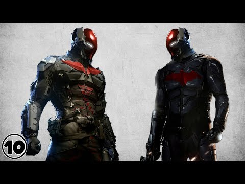 Top 10 Red Hood Shocking Facts -  Part 2