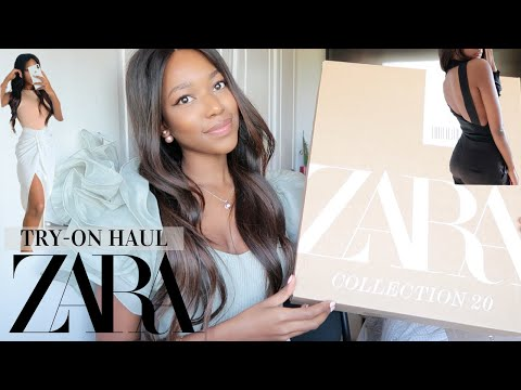 ZARA SPRING 2020 HAUL | *NEW IN*