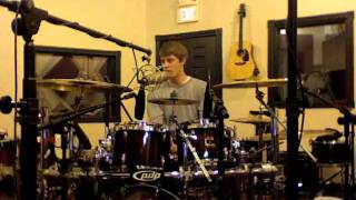 August Burns Red Carol Of The Bells Drum Cover