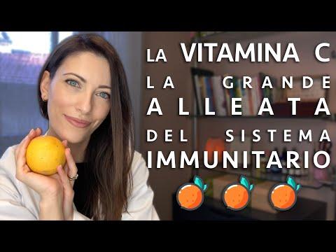 La Vitamina C: la grande alleata del Sistema Immunitario