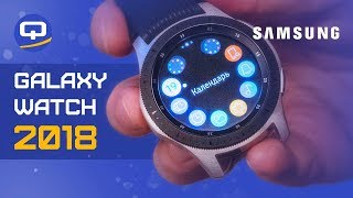 Обзор Samsung Galaxy Watch (2018) 46mm / QUKE.RU /