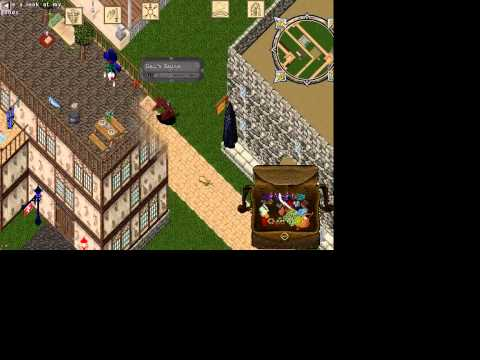 Ultima Online: Whispering Pines: Walk about Luna
