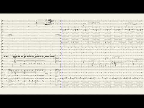 NIGHTFALL IN THE WOODS (Orchestral Score). Symphonic Metal by Dimitrios Stathis Th.