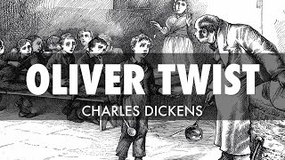 OLIVER TWIST COMPLETE AUDIOBOOK UNCUT UNEDITED! CLASSIC NOVEL! HD HQ CHARLES DICKENS