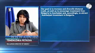HIGH-TECH COMPANIES IN BULGARIA INTERESTED IN AZERBAIJANI MARKET