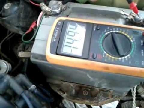 Фото №30 - ВАЗ 2110 замена реле регулятора