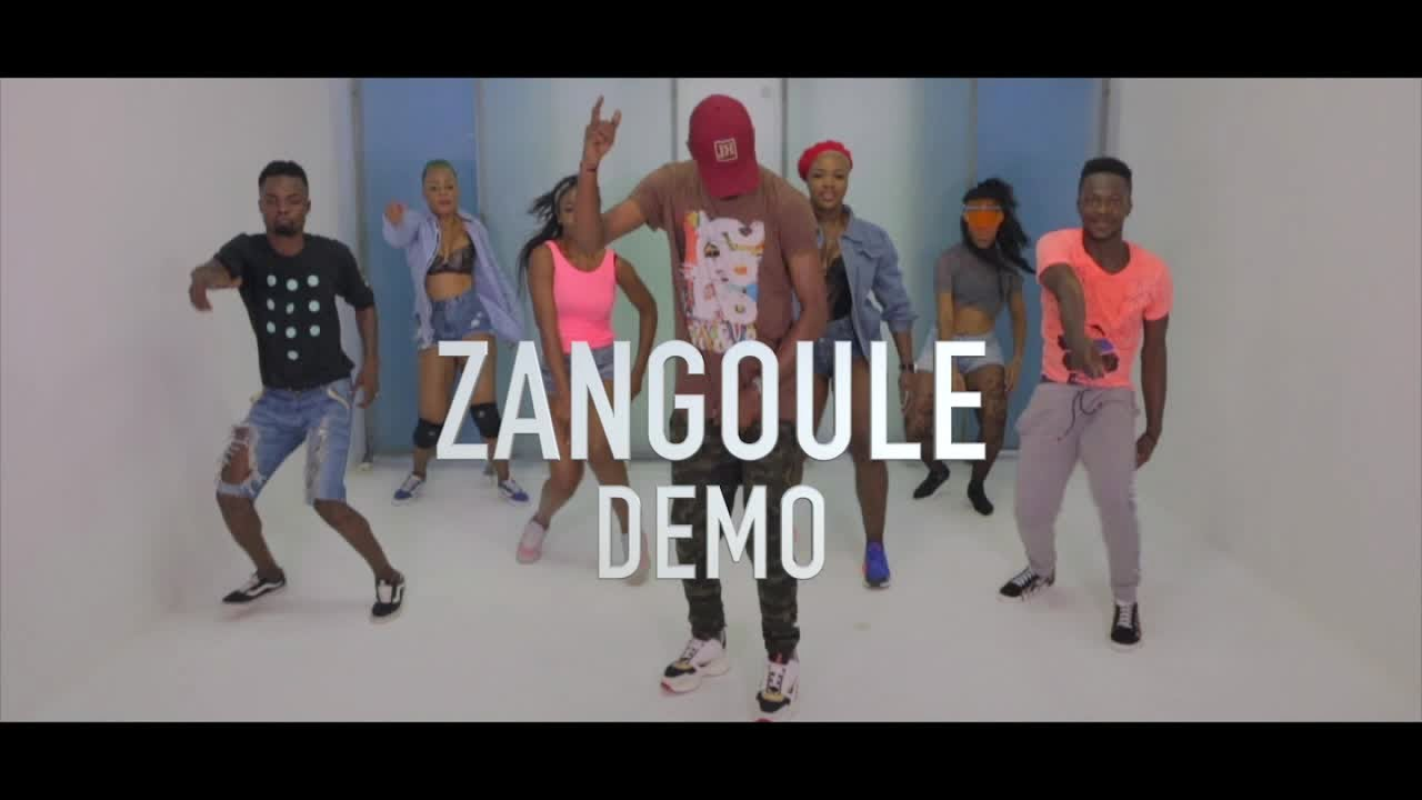 serge beynaud zangoule video