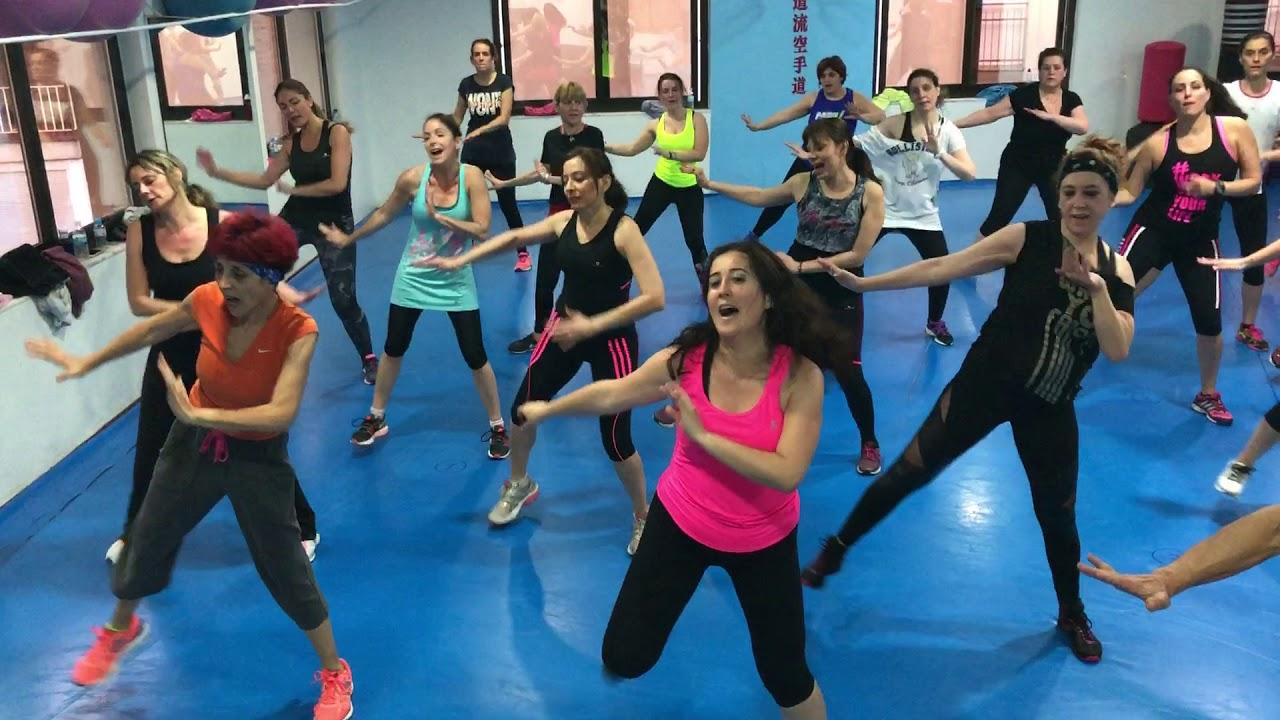 morbido e leggero come ottenere vari stili LA CINTURA(Alvaro Soler). Zumba Dance con Jose.