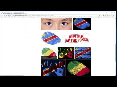 Republic of the Congo Images and Flags available for instant download