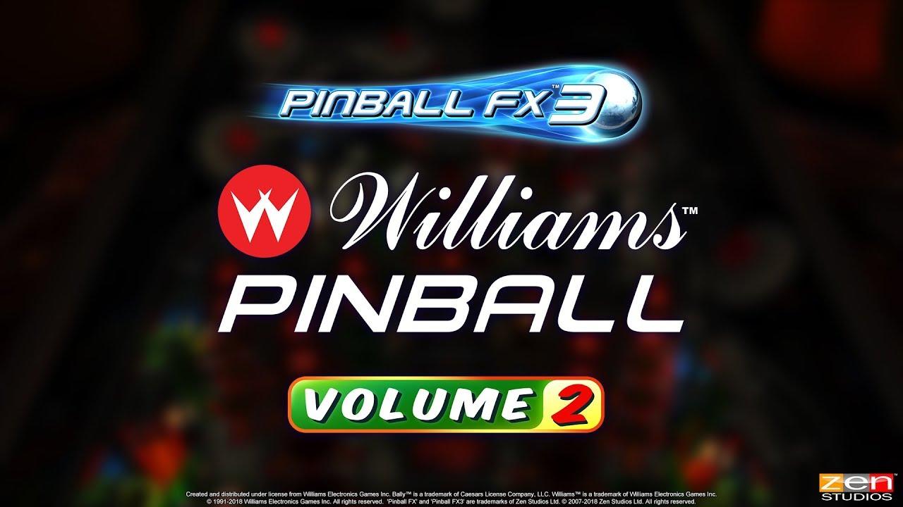 Williams™ Pinball – Zen Studios