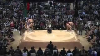 大相撲九州場所 動画.