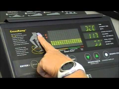 Elliptical Beginner Workout