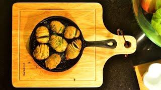 差不多食譜:重溫手風琴馬鈴薯 Re: Hasselback Potatoes