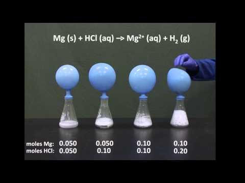 balloon stoichiometry