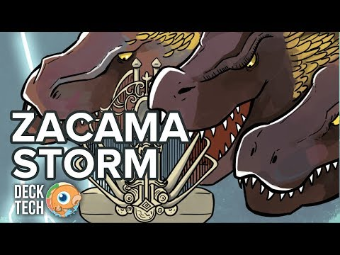 Instant Deck Tech: Zacama Storm (Standard)