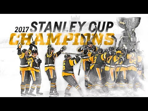 All Pittsburgh Penguins 2017 Playoff Goals