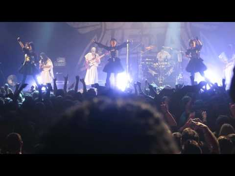 BabyMetal Road of Resistance Live Play Station Theater, New York City 2016