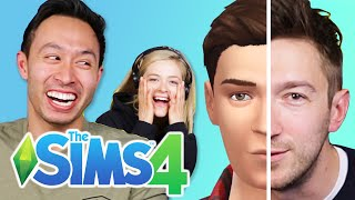 Ryan And Shane Make Each Other In The Sims 4 • In Control With Kelsey