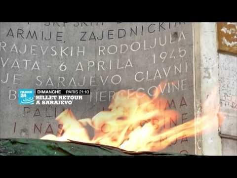 Billet retour à Sarajevo