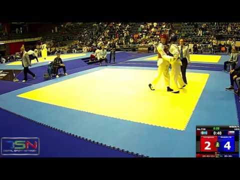 728- Skobelev, Nikita RUS vs. Livingstone, Kevin SWE 4:6