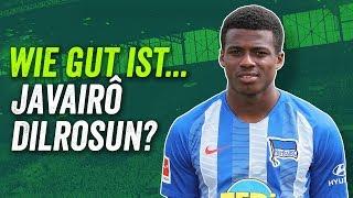 Javairo Dilrosun: Ist Hertha's Talent der neue Ousmane Dembélé? Scouting Report