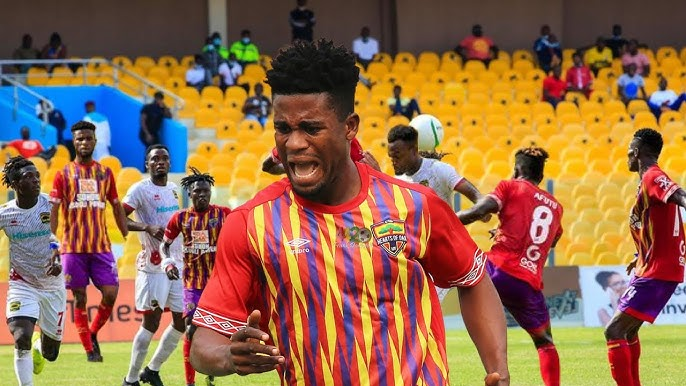 Watch The Magical Goal Of Daniel Afriyie Banie , Heart 1:0 Kotoko . Full  Highlights - YouTube