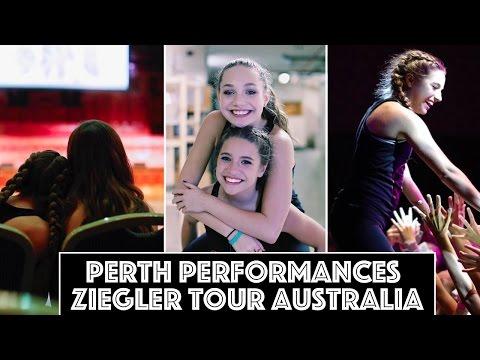 Perth Performances   Ziegler Australia Tour