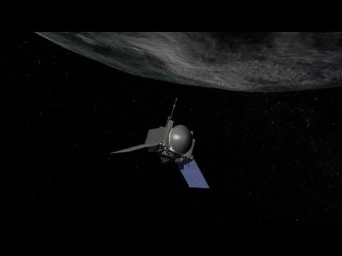 NASA | OSIRIS-REx Investigates Asteroid Bennu