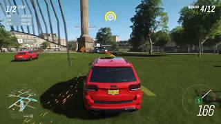 jeep grand cherokee 2018 (forza horizon 4)