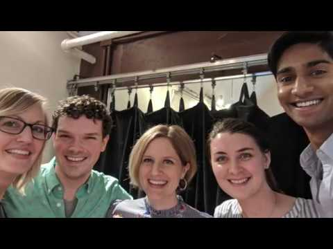 NYC Musical Theater Crossover Quartet Demo
