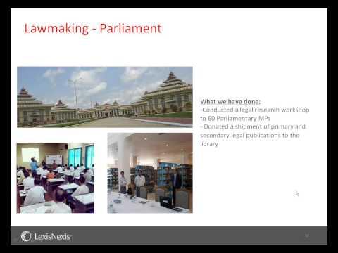 Rule of Law Myanmar