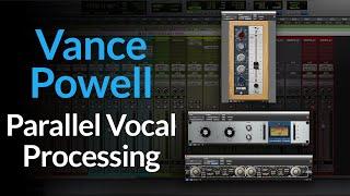 (Vocals) Parallel Vocal Processing l Puremix Mentor Vance Powell Technique