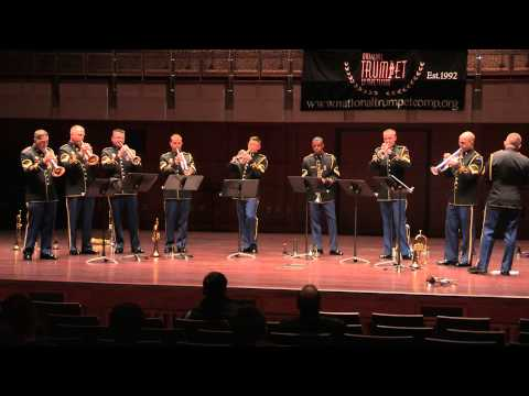Army Band Trumpet Ensemble - Stars and Stripes