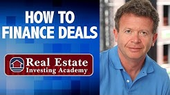 How To Finance A Wholesale Fixer Upper - Peter Vekselman