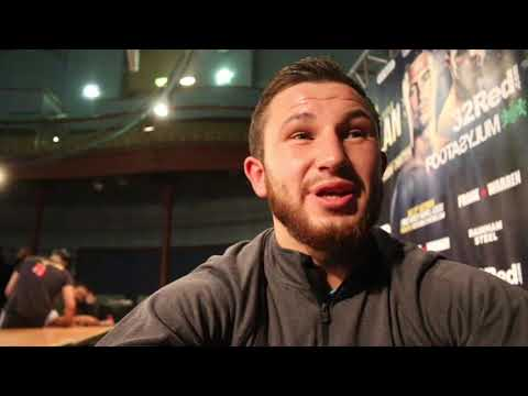 ISAAC LOWE GOES IN ON RYAN WALSH, BRANDS CEYLAN A S***BAG' / 'MAYBE THEY DONT WANT FURY IN BOXING'