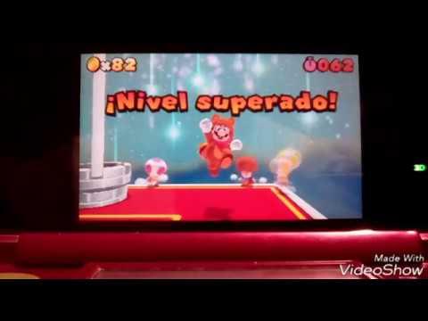 Trucos y curiosidades de Super Mario 3D Land